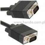 Kabel VGA/MM (15pin) - 15m